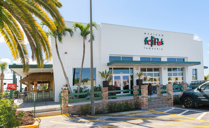 Photo of Felipe's at Park Shore Plaza